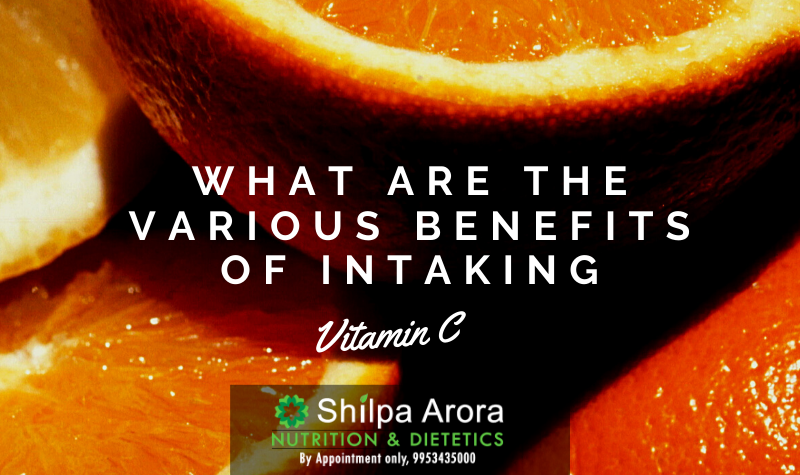 What Are The Various Benefits Of Intaking Vitamin C?